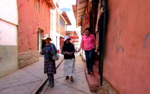 Pisaq Street.